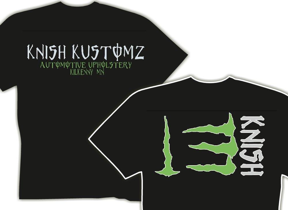 Knish Kustomz Racing Tee 13RT
