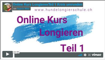 Online Longierkurs Teil 1 Den Kreis umrunden K002