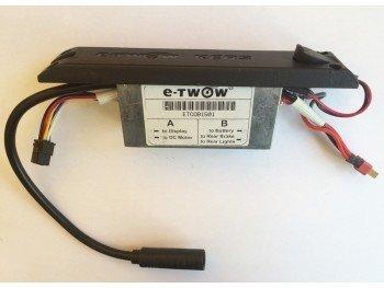 Controleur ancien Booster S2, fiche carrée V1 spring wire
