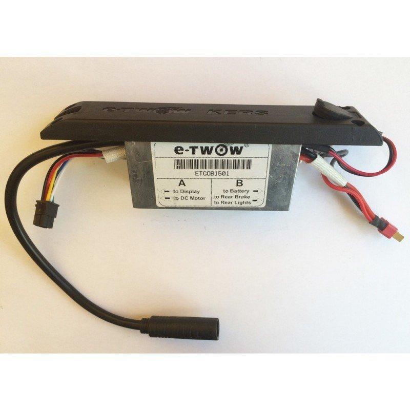 Controleur Eco ou Master, fiche carrée V1 spring wire