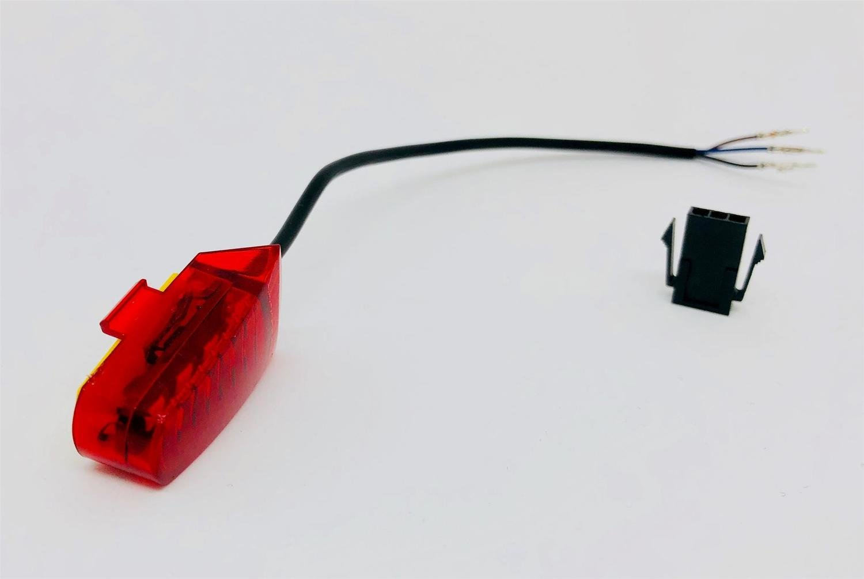 LED Garde-boue arrière ancien Booster