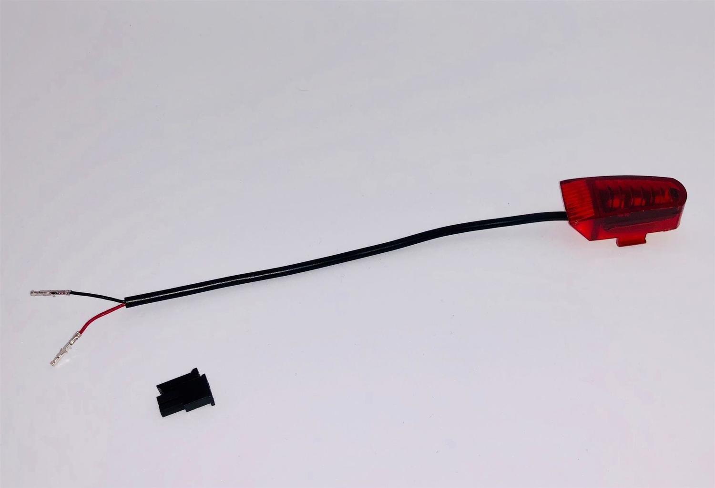 LED Garde boue arrière nouveau Booster PLUS