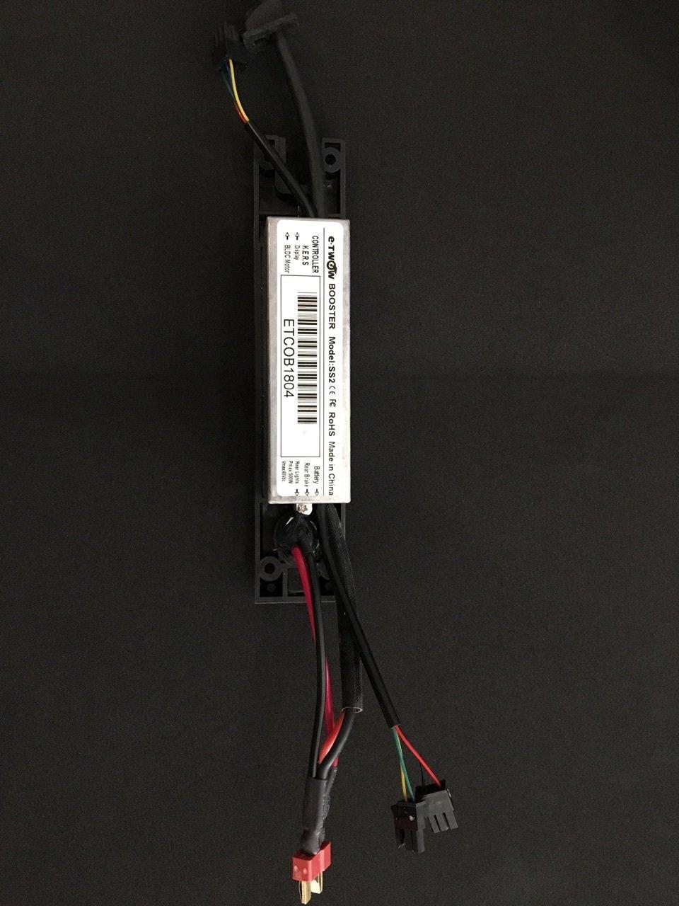 Controleur ancien S2 Booster, fiche carrée V2 spring wire
