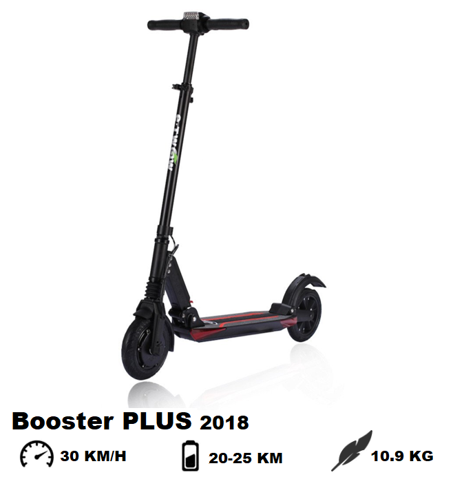 "Trottinette E-TWOW Booster PLUS ""CONFORT"""