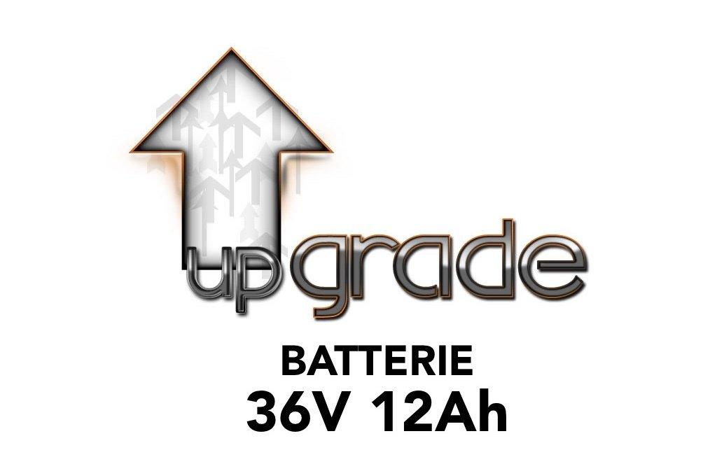 UPGRADE BATTERIE 36V 12ah