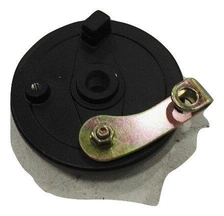 Tambour pour roue gomme tendre à frein tambour