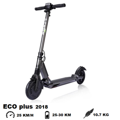 Trottinette E-TWOW Eco Plus