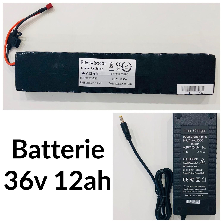 Batterie 36V 12Ah