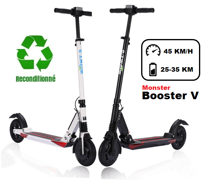 Trottinette E-TWOW Monster 10.5Ah - reconditionnée