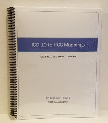 2018 CMS ICD-10 to HCC Mappings