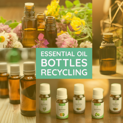 Essential Oil Bottles Recycle