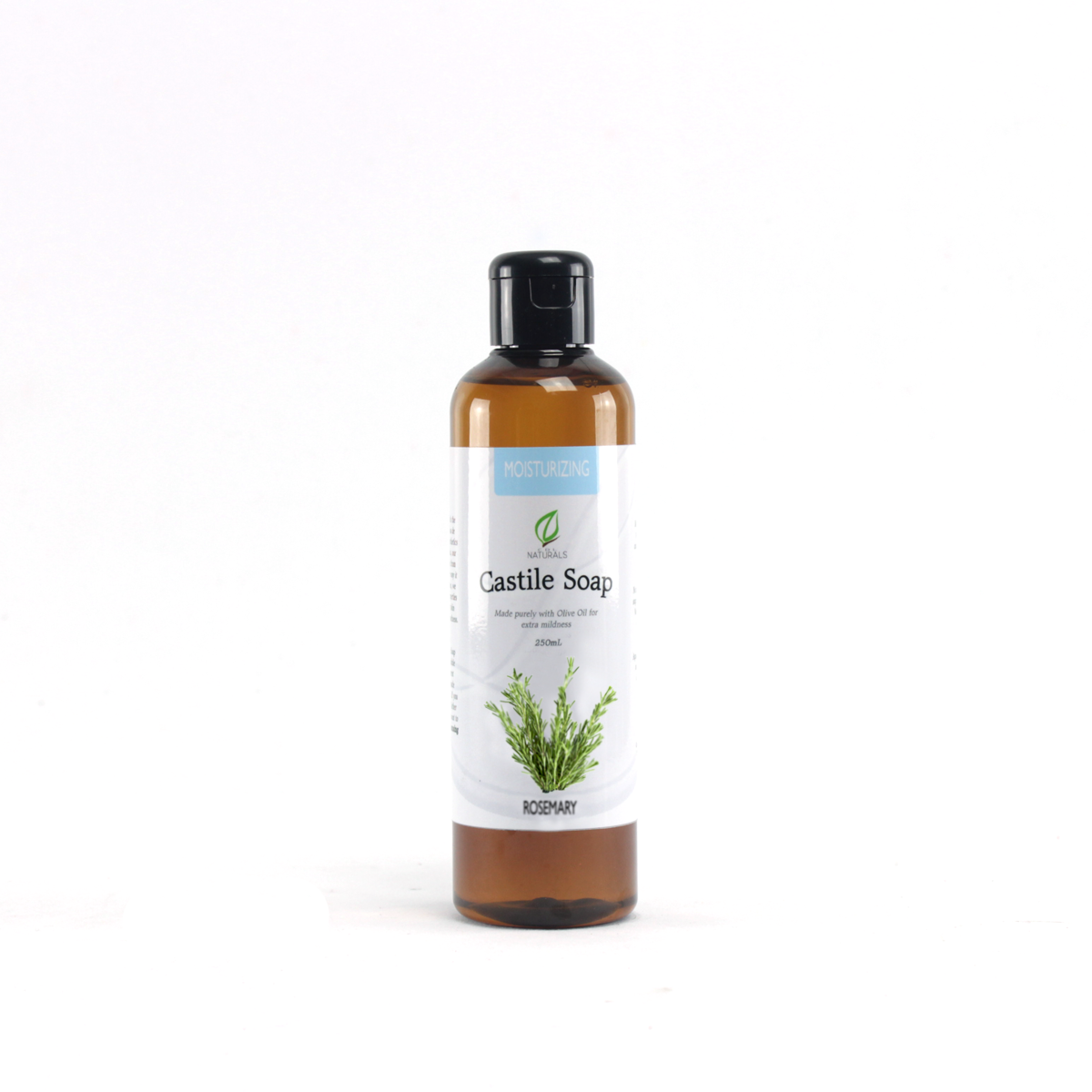 Rosemary Moisturizing Castile Soap