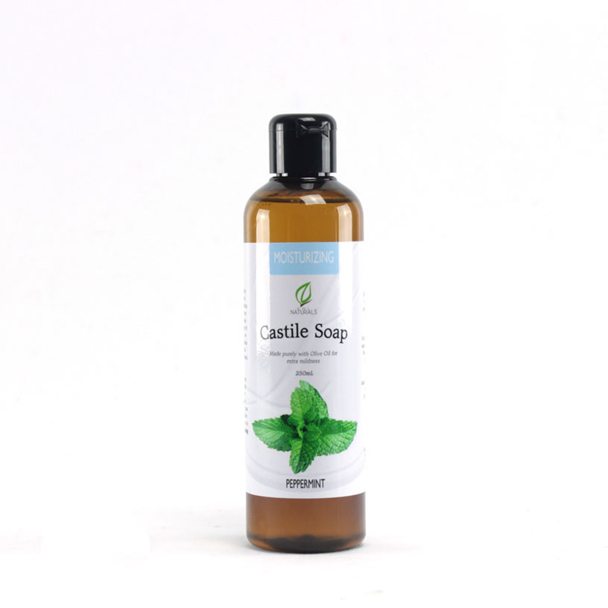 Peppermint Moisturizing Castile Soap
