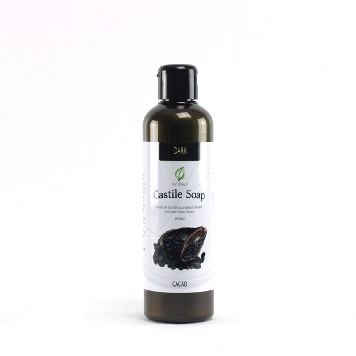 Cacao Dark Castile Soap