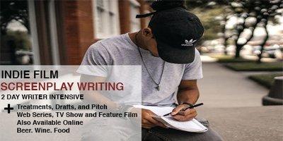 INDIE FILM SCREENPLAY WRITER WORKSHOP