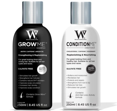 Waterman's grow me Shampoo & Conditioner Combination