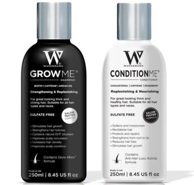 Waterman's grow me Shampoo & Conditioner Combination
