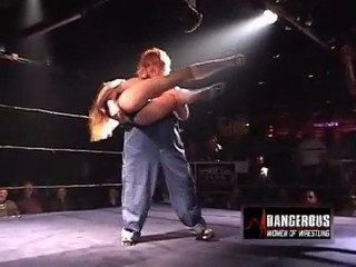 Dangerous Women of Wrestling TV Show - Season 2 - Episode 1