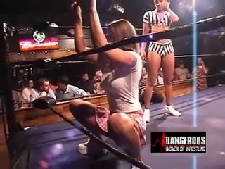 Dangerous Women of Wrestling TV Show - Season 2 - Episode 10