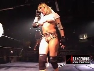 Dangerous Women of Wrestling TV Show (ENTIRE SEASON TWO - 12 Episodes)