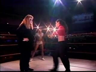 VOD - WEW - Cassidy vs Psycho Bytch w/Bald E. Dangerously