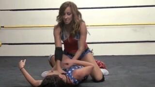 VOD - Street Assault (FREE TRAILER) - Women's Extreme Wrestling WEW