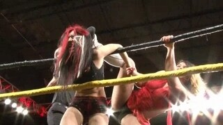 VOD - Bloody Beating (FREE TRAILER SHOW) - Women's Extreme Wrestling WEW
