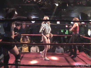 VOD - Alexis Laree (Mickie James) vs Darlene