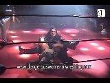 VOD - Ariel vs. Della Morte (Women's Wrestling)