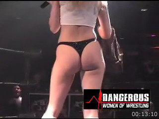 VOD - Dangerous Women of Wrestling TV Mini Documentary