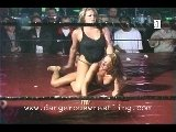 VOD - Pt. 3 - The Original GI Ho  vs. The New GI Ho (Oil Wrestling)