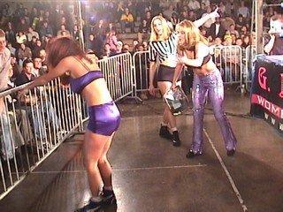 Dangerous Women of Wrestling TV Show - Season 1 - Episode 2