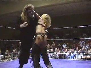 "VOD - Extreme Psycho Warfare - Tai ""Killer"" Weed vs Psycho Bytch (Women's Pro Wrestling)"