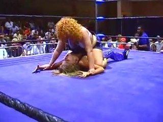 VOD - Elle & Dawn Mae w/Mae Sisters vs Alexis Laree (Mickie James) & Candie (Women's Pro Wrestling)