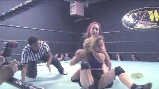 Liza vs Emily (Women's Pro Wrestling)