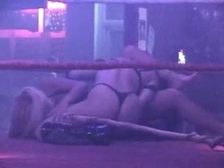 VOD - Steamy Seduction of Heather & Katie - Women's Wrestling Erotica