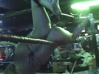 HOT GIRL OIL-MANIA (All Oil Wrestling & Audience Participation FULL SHOW)