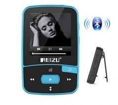 RUIZU X50  Bluetooth 4.0 Mp3 Player, Portable Clip Sport Mp3 Music