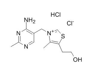 B1 Thiamine HCl Powder USP - 50 Grams