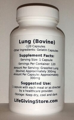 Lung (Beef)