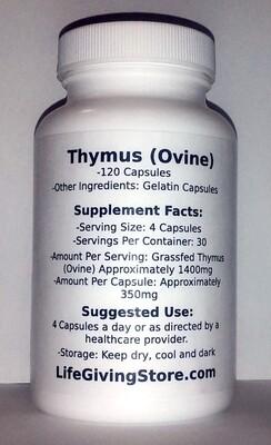 Thymus (Lamb)