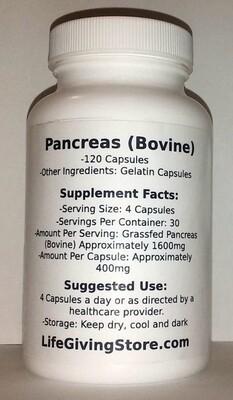 Pancreas (Beef)