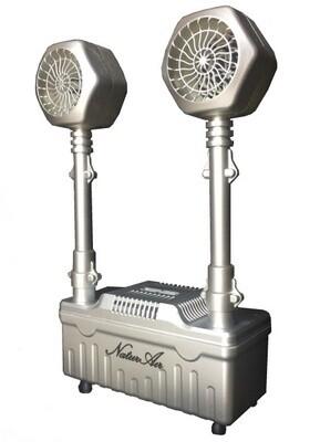 Negative Ion Generator - Naturair Twin Air Pro Ionizer