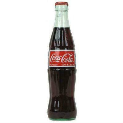 Mexican Coca-Cola - 12 oz