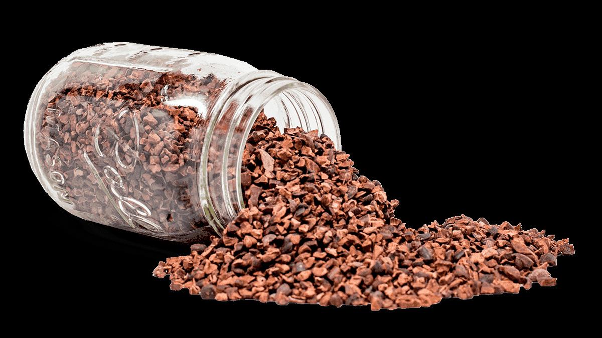 Cocoa Nibs  - Roasted-  Organic & Fair Trade Certified 00004
