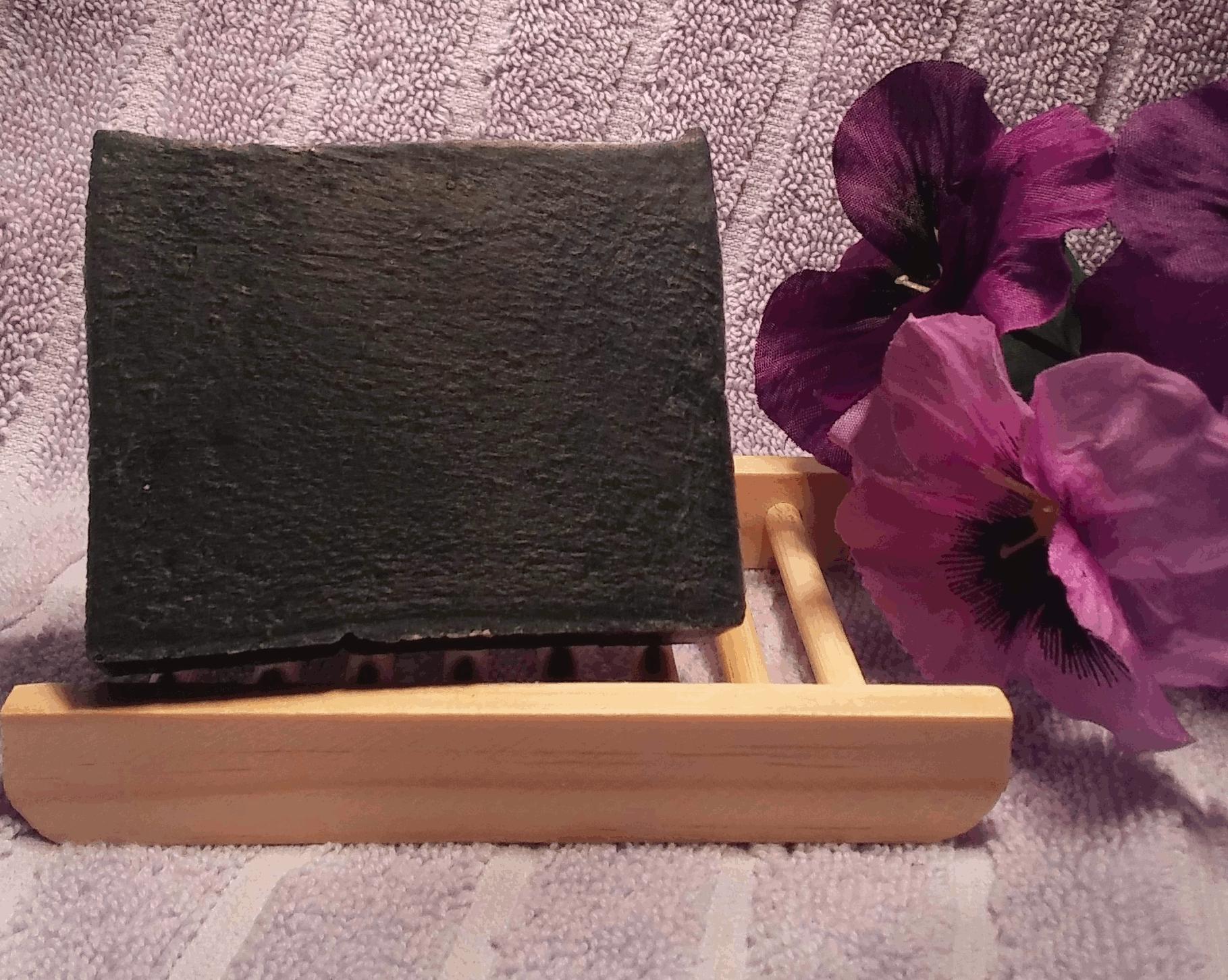 Charcoal Soap 00024