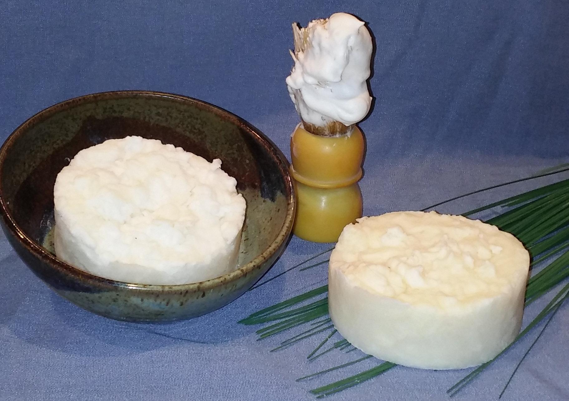 Shave Soap Blend 1 00028