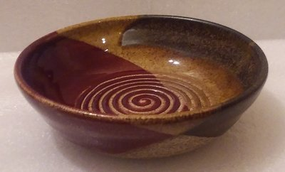 Lather Bowl - Southwestern Red