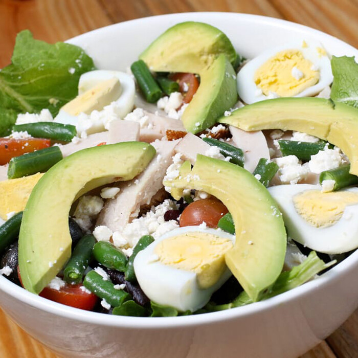 Mixed Cobb Salad