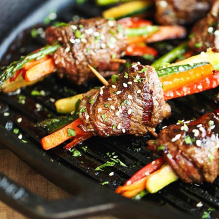 Asian Steak Roll-ups 00091